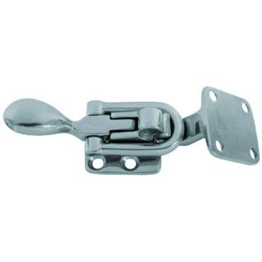 Spansluiting Rvs 316 37x37mm met hoeksluitplaat  small