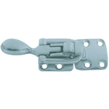 Spansluiting Rvs 316 met rechte sluitplaat 37x37mm  small