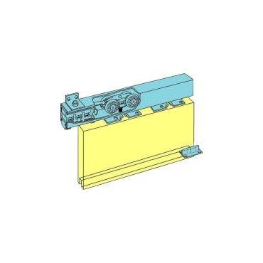 Schuifdeur Garnituur Husky incl. schuifdeur rail deurbreedte max.950mm, gewicht max. 100kg small