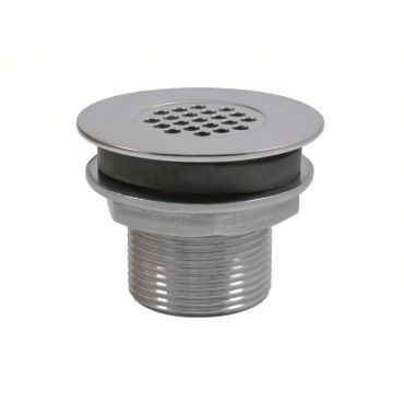 Water afvoer 1 1/2 inch draad B 50mm C 75mm Rvs 316 small