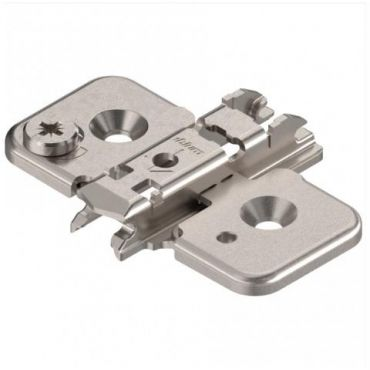 Kruismontage plaat 0mm 3d verstelbaar 173H7100 small