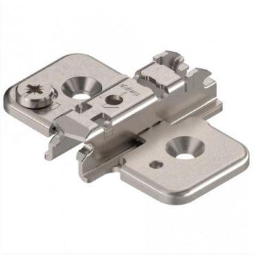 Kruismontage plaat 3mm 3d verstelbaar 173H7130 small