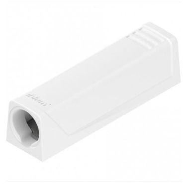 Blum Tip-on adapterplaat korte versie Wit 956.1201 SEIW small