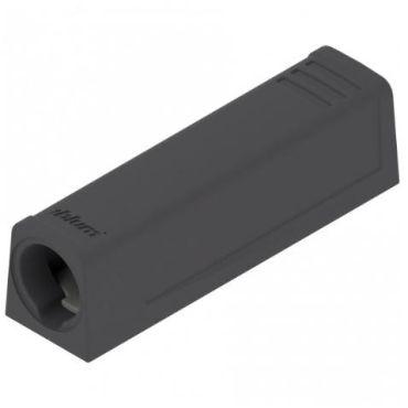 Blum Tip-on adapterplaat korte versie Zwart 956.1201 TERS small