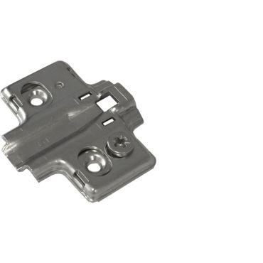 Montageplaat Impro/Invo 5mm met hoogte verstelling small