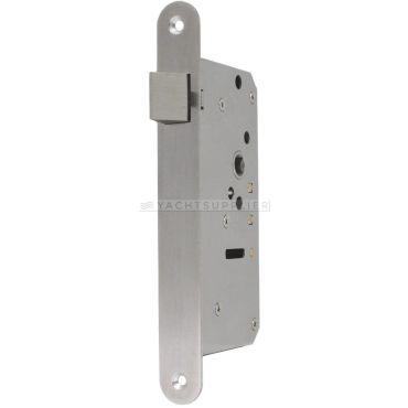 Insteekslot Loop, Din Rs 55/9mm, 16mm dagschoot tbv A60 deuren Rvs geborsteld small
