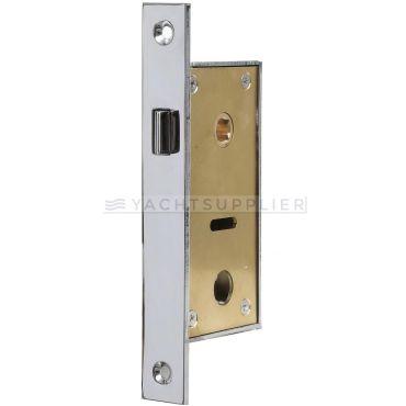 Insteekslot klein Loop 30/7mm Din Rs Messing gepolijst chroom S&B 106311.6