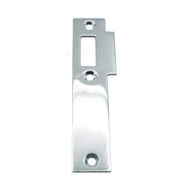 Sluitplaat 106 Loop Links 95x23mm Messing Matchroom small