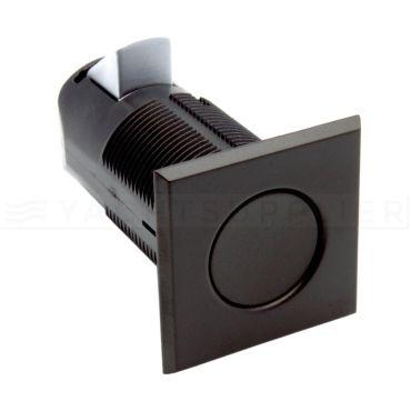 Drukknop  Soutcho MP-05-212-55 vierkant zwart compleet small