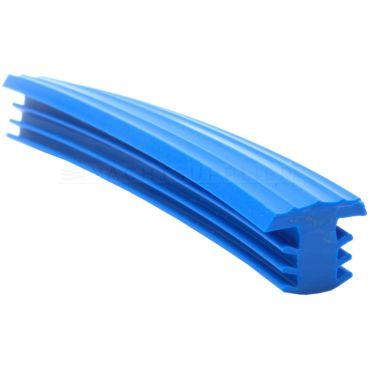 Traptrede profiel Blauw 25 meter T-model small